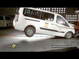 FIAT Scudo Crash Test 2012