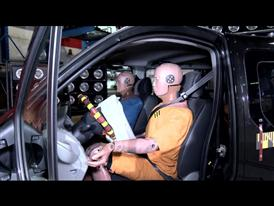Testing and Safety of Business and Family Vans
