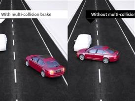 Advanced Skoda Multi Collision Brake