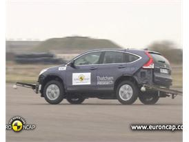 Honda CR-V - ESC Test 2013