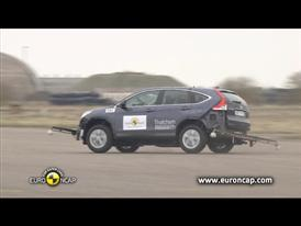 Honda CR-V - ESC Test 2013