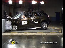 Citroën C4 Picasso - Crash Tests 2013