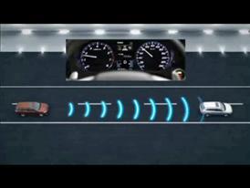Mitsubishi Forwad Collision Mitigation