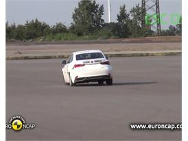 Lexus IS 300h  - ESC Test 2013