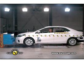 Toyota Corolla - Crash Tests 2013