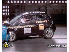 Opel/Vauxhall Adam - Crash Tests 2013
