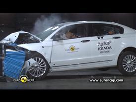 Qoros 3 Sedan - Crash Tests 2013
