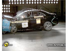 Mercedes-Benz CLA Class - Crash Tests 2013