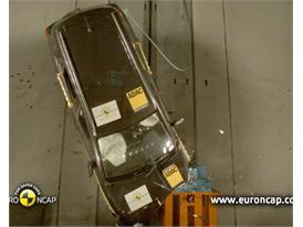 Suzuki SX4 - Crash Tests 2013