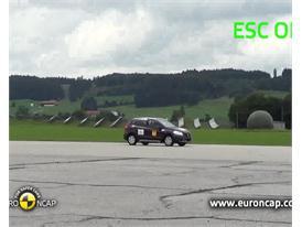 Suzuki SX4  - ESC Test 2013