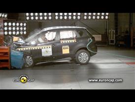 Suzuki SX4 - Crash Tests 2013