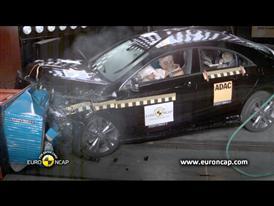 Mercedes-Benz CLA Class - Crash Tests 2013