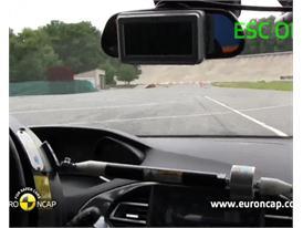 Peugeot 308  - ESC Test 2013