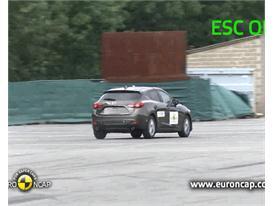 Mazda 3  - ESC Test 2013