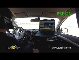 Mitsubishi Outlander PHEV - Crash Tests 2013