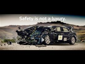 Safety is Not a Luxury, Euro NCAP's New Video Clip