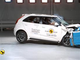 MG3 - Crash Tests 2014