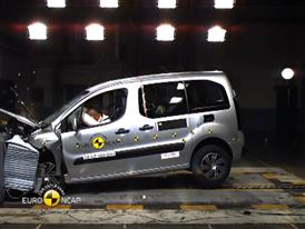 Citroën Berlingo - Crash Tests 2014