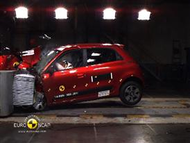 Renault Twingo - Crash Tests 2014