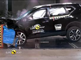 Nissan X-Trail - Crash Tests 2014