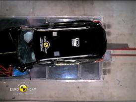 Nissan X-Trail - Crash Tests 2014 - with captions
