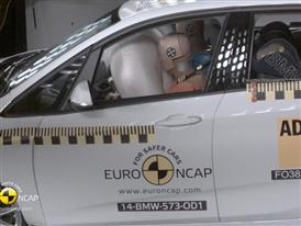 BMW 2 Series Active Tourer - Crash Tests 2014