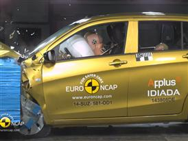 Suzuki Celerio - Crash Tests 2014