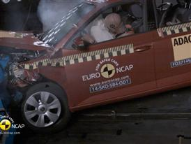 Skoda Fabia - Crash Tests 2014