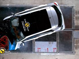 smart forfour - Crash Tests 2014 - with captions