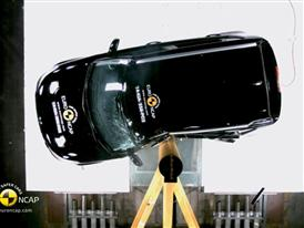 Kia Soul - Crash Tests 2014
