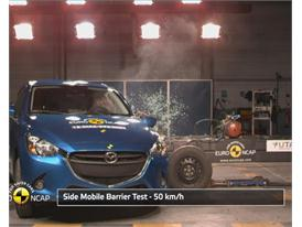 Mazda 2 - Crash Tests 2015