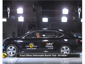 Skoda Superb - Crash Tests 2015