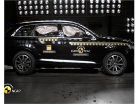 Audi Q7 - Crash Tests 2015