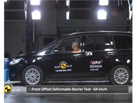 Ford Galaxy - Crash Tests 2015