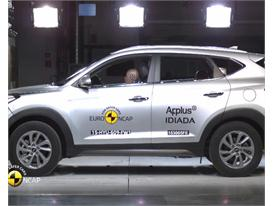 Hyundai Tucson - Crash Tests 2015