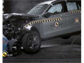 Mercedes-Benz GLC - Crash Tests 2015