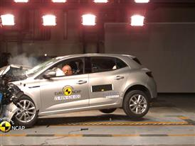 Renault Mégane  - Crash Tests 2015
