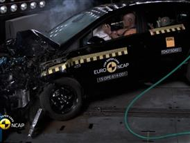 Opel-Vauxhall Astra - Crash Tests 2015