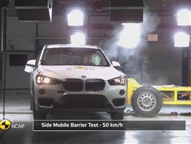 BMW X1 - Crash Tests 2015