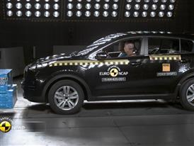 Kia Sportage - Crash Tests 2015