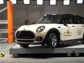 MINI Clubman-Crash Tests 2015