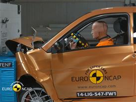 Ligier IXO JS Line Crash Test 2014