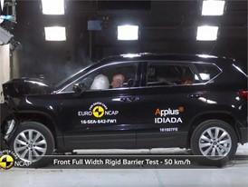 Seat Ateca - Crash Tests 2016