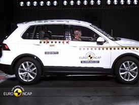 Volkswagen Tiguan - Crash Tests 2016