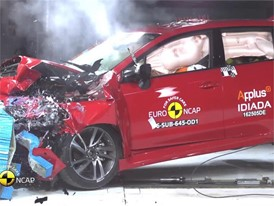 Subaru Levorg - Crash Tests 2016