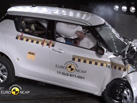 Suzuki Swift - Crash Tests 2017