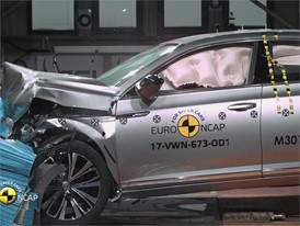 VW Arteon- Crash Tests 2017