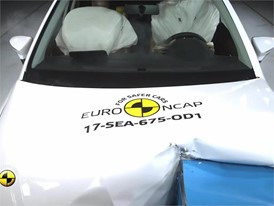 Seat Ibiza- Crash Tests 2017