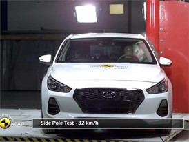 Hyundai I30- Crash Tests 2017