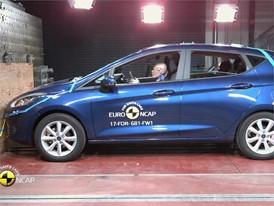 Ford Fiesta- Crash Tests 2017